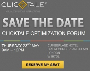 ClickTale Optimization forum